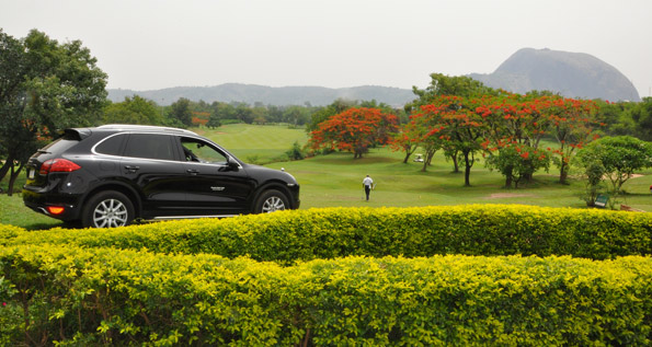 May, 2012 | Porsche Centre Lagos.At the IBB Golf clubs captains day.