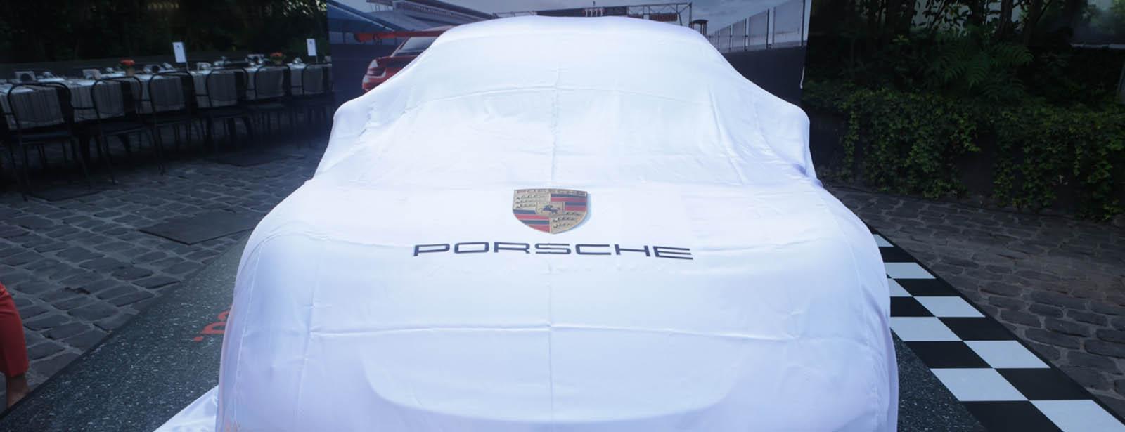 Porsche Club Lebanon hosts 911 GT3 RS reveal