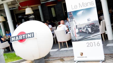 Porsche Le Mans մրցարշավի հասարակական դիտում