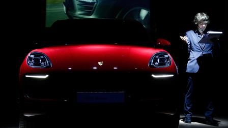 Porsche Macan GTS presentation / Նոր Porsche Macan GTS-ի շնորհանդեսը