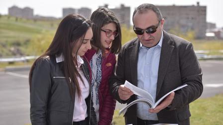 Porsche Driving Experience ուսումնական ծրագիր կանանց համար