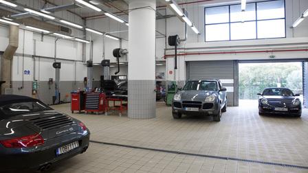 Porsche Hellas