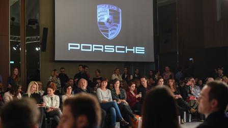 Porsche Импресии