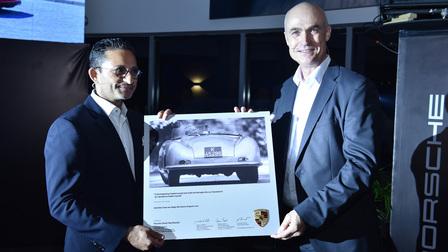 Porsche Centre Egypt
