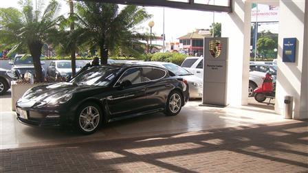 Porsche Centre Accra