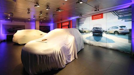 Porsche The New Cayenne