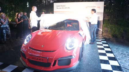 Porsche 911 GT3 RS Event & Cayman GT4 - The Gathering
