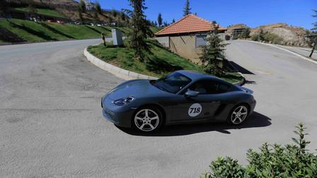 Porsche 718 Boxster & Cayman Launch