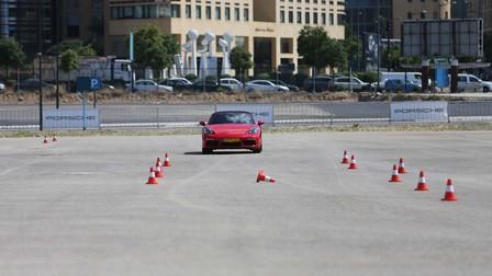 Porsche Driving Experience Beirut