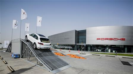 Porsche Centre Sharjah