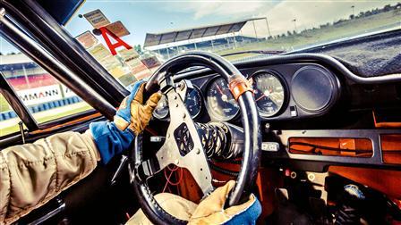 Porsche 911 RSR from 1974