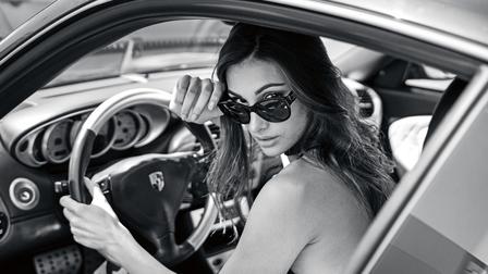Porsche Olga Safari