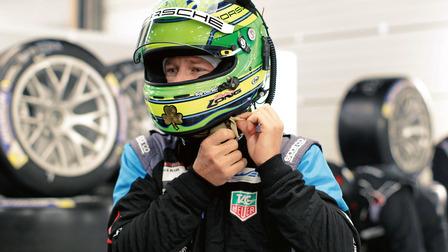 Porsche Patrick Long