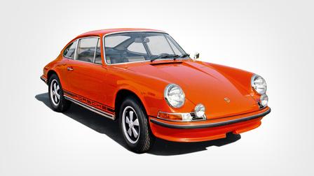 Porsche Теория цвета