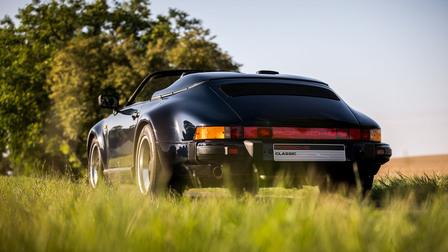 Porsche Concours de Restauration