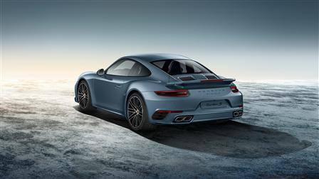 Porsche Exclusive 911 Turbo S