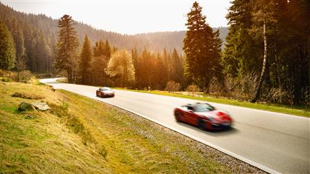 Porsche Cayman GTS, Boxster GTS