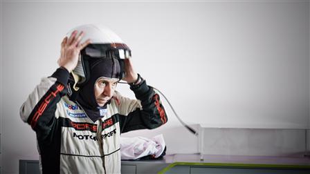 Porsche Karlheinz Blessing