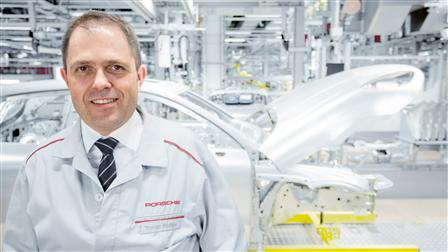 Porsche Thomas Riediger