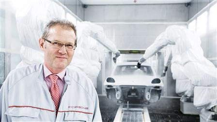 Porsche Roland Töpfer