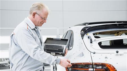 Porsche Dirk Kolar