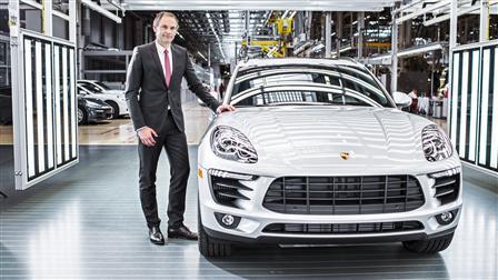 Porsche Dr. Oliver Blume