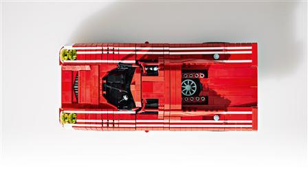 Porsche 917 Lego