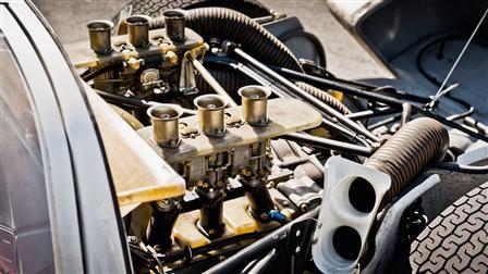 Engine 906 Carrera 6