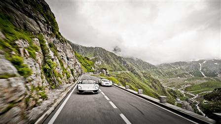 918 Spyder, 906 Carrera 6