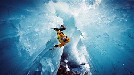 Porsche Thomas Bubendorfer, extreme climber