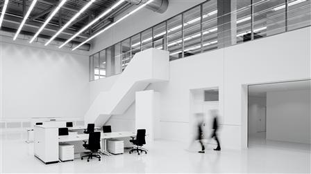 Porsche offices, design studio
