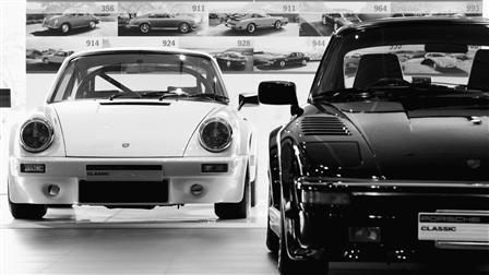 """Porsche 911 Carrea RS 3.0, 911 Turbo """"Slant nose"""""""