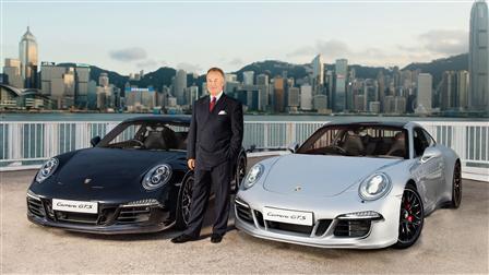 Hans Michael Jebsen, CEO Jebsen & Co. Ltd., Hong Kong