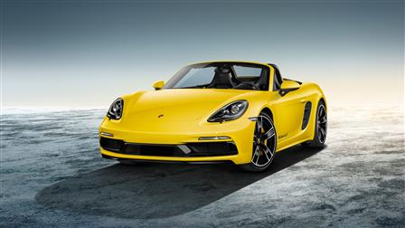 Exclusive 718 Boxster S
