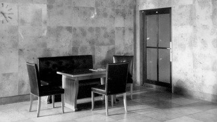 1940: Entrance area of Werk 1