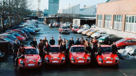 1969: Porsche Type 911 S 2.0 'Rally'
