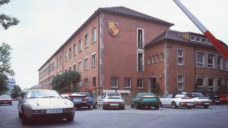 Porsche Approx. 1983: Werk 1