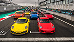 Porsche Functions in detail -  Club Recognition and Organization Structure