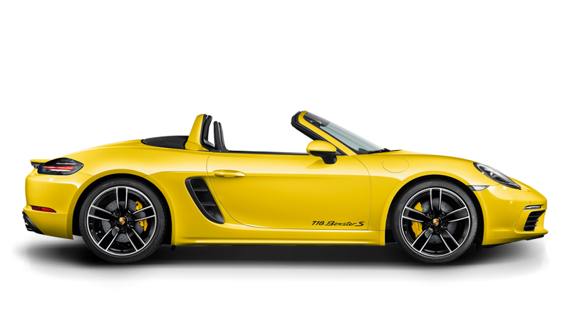Porsche 718 Cayman S -  Tequipment Genuine Accessories