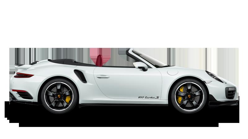 Porsche 911 Turbo Models - Exclusive 911