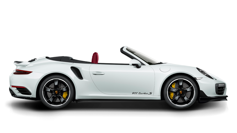 Porsche 911 Turbo Models -  Tequipment Genuine Accessories