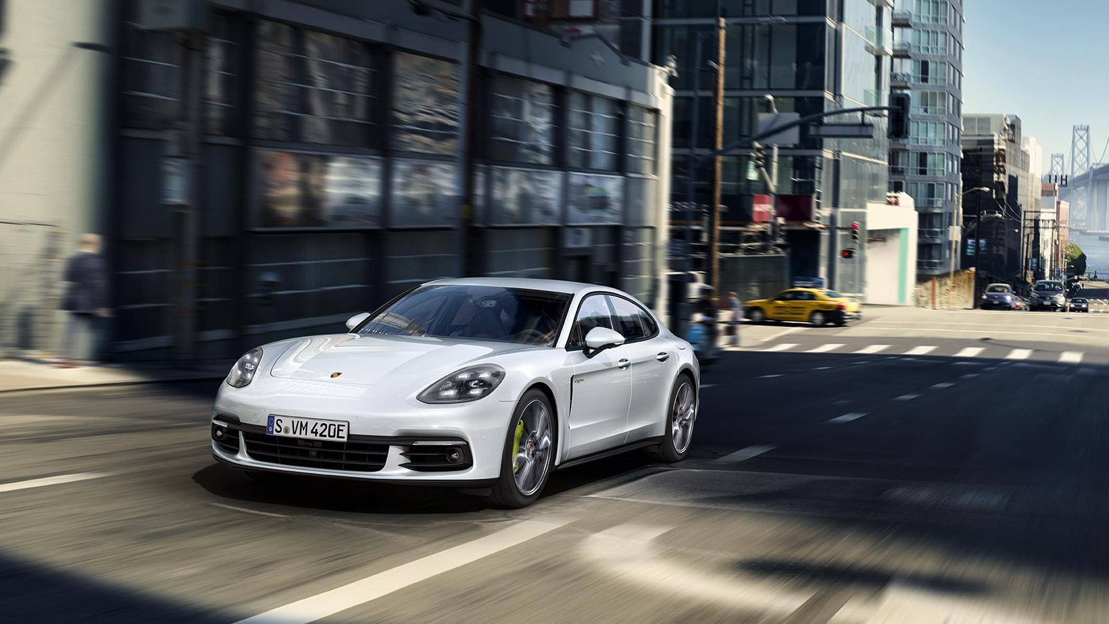Porsche Modos de conducción