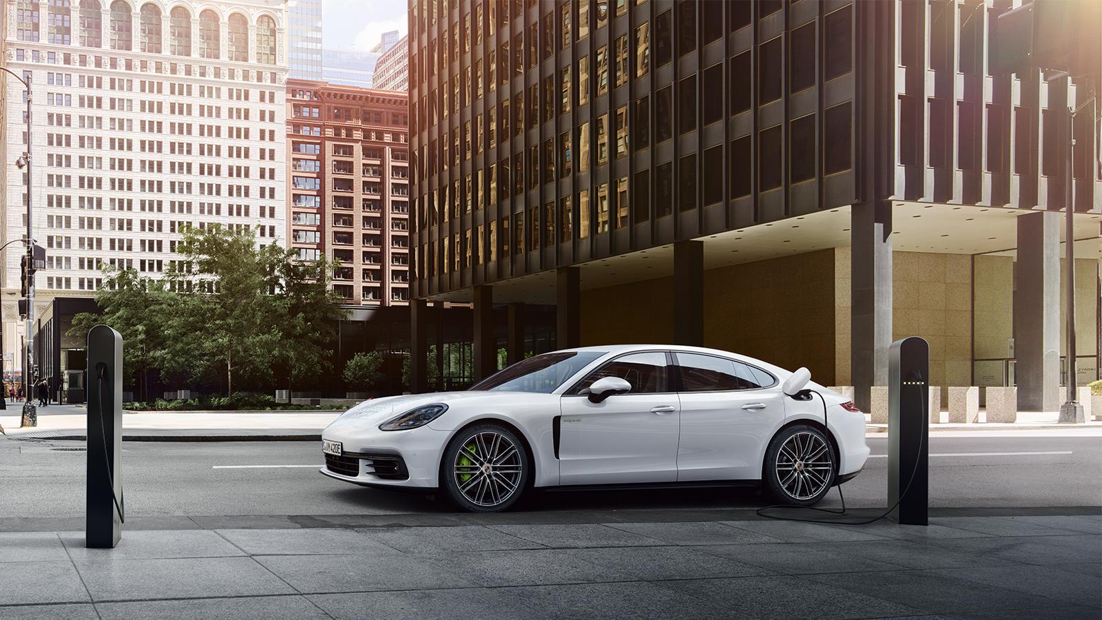 Porsche Энергия
