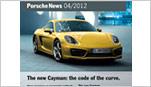 Porsche News Brochure -  News 04/2012