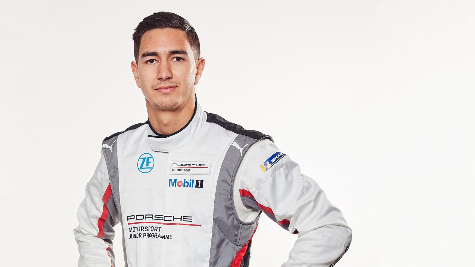Porsche - Jaxon Evans NZL