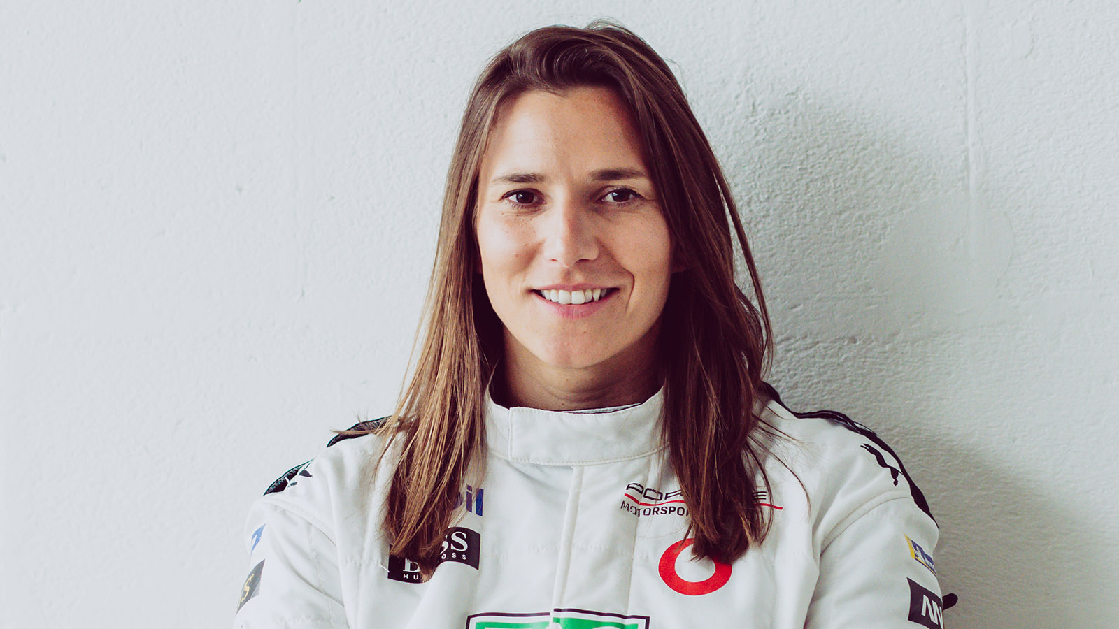 Porsche - Simona De Silvestro (test and development driver) SUI
