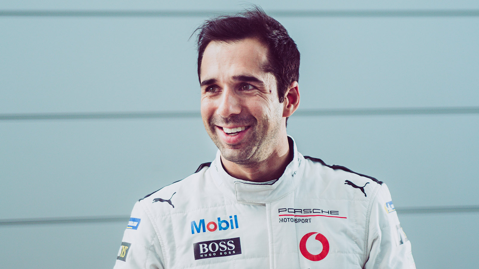 Porsche - Neel Jani (test, development and race driver) SUI