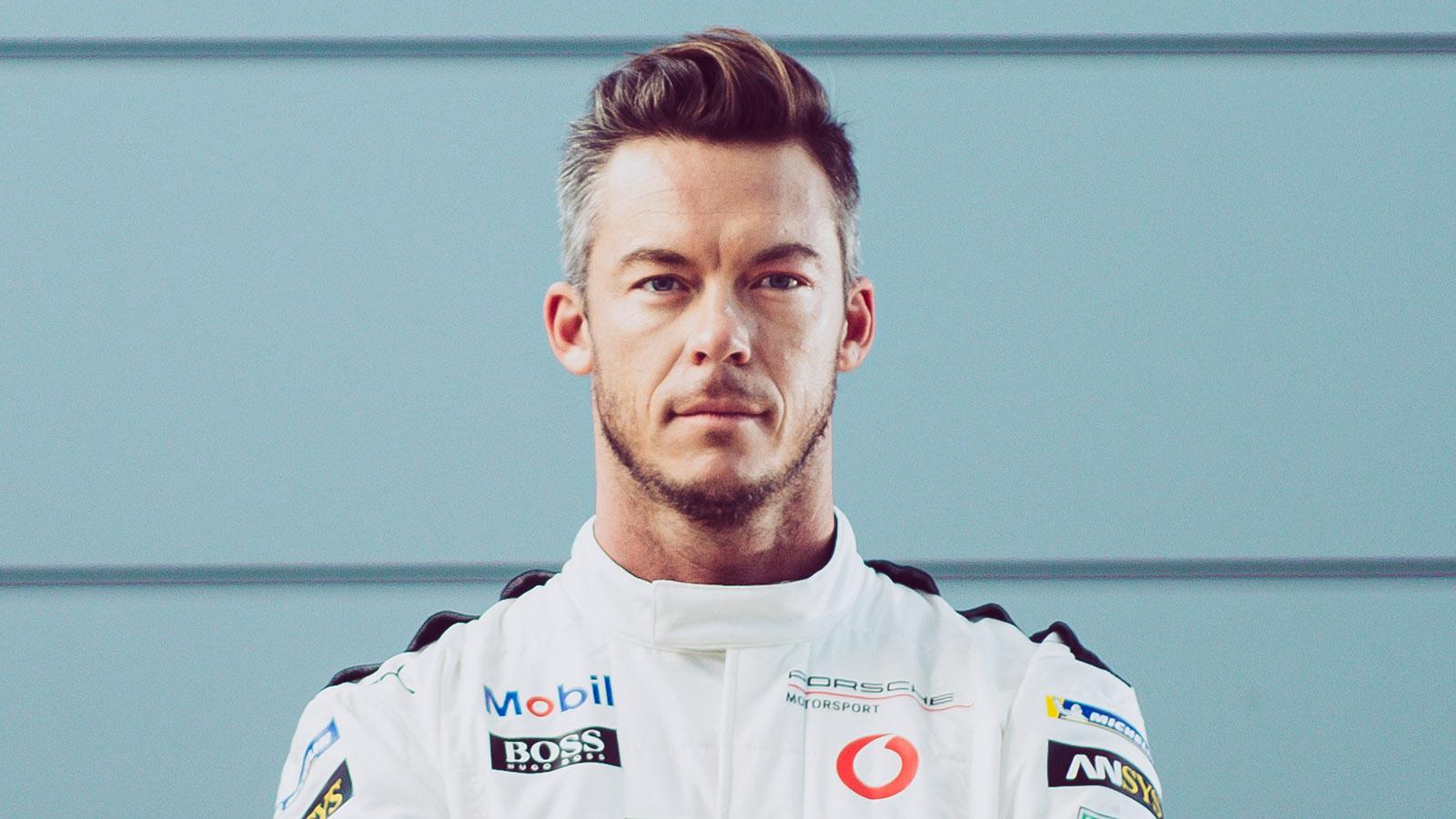 Porsche - André Lotterer (test, development and race driver) GER