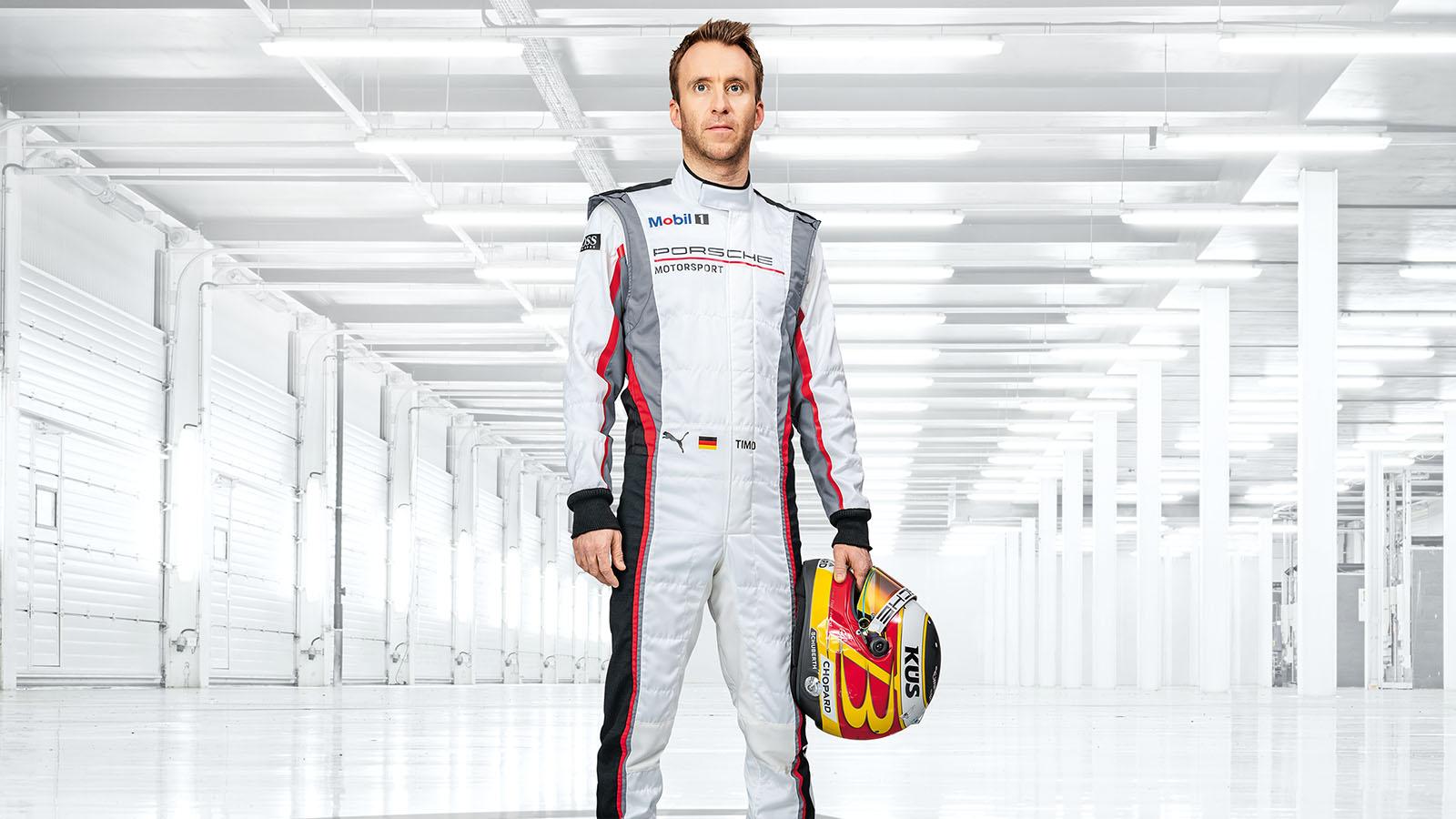 Porsche - Timo Bernhard GER