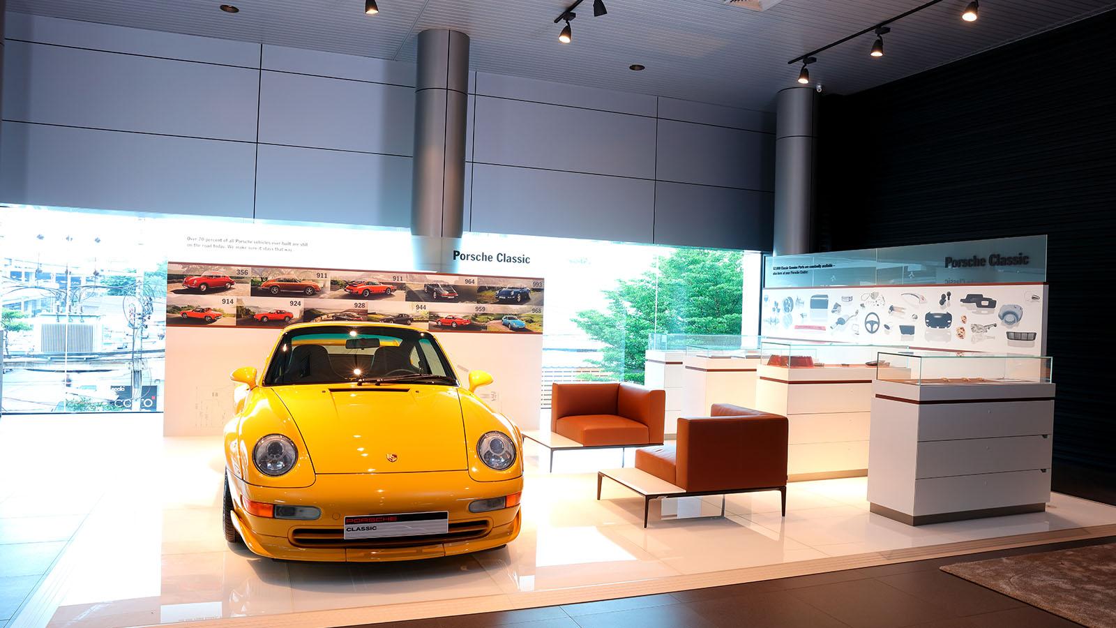 Porsche - Порше Центр Бангкок